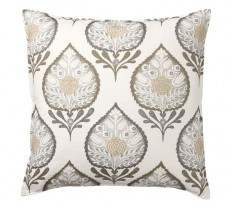 Anisha Appliqué Pillow Cover | Pottery Barn