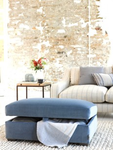Fab Footstools - Living Room - London - by Loaf