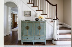 Foyer/ Hallway - Transitional - Entry - DC Metro - by Lily Mae Design