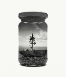 Mysterious Double Exposure Photography by Christoffer Relander