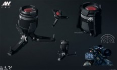 ArtStation - Dirty Bomb - Third Eye Camera, Adam Baines
