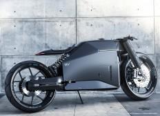 Industrial Design: Motorbike from Great Japan