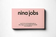 BVD — Nina Jobs