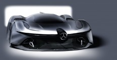 (Process) Mercedes-Benz 2040 W196R Streamliner on