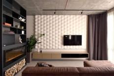 Small Apartment Interior Design by Oleg Kuiava - InteriorZine
