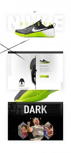 Nike Metcon on