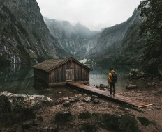 Stunning Adventure Photography by Florian Wenzel