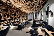 KIDO Sushi Bar by DA architects - InteriorZine