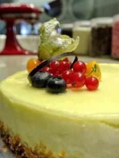 Philadelphia cheesecake recipes By Chef Daniel Koshy