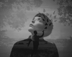 Incredible Double Exposure Portraits by Muhammed Faread