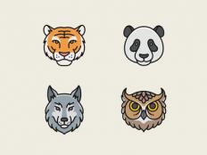 More Animal Marks by Raul Taciu