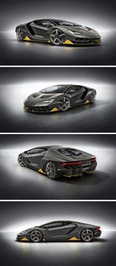 Lamborghini's Centenario costs $1.9M -- at least it has Apple CarPlay