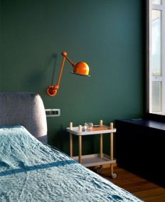 Green Apartment by Special Project Venediktov - InteriorZine