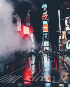 Beautiful Street and Urban Photographs of New York City by J.N. Silva