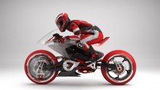 Bimota EB1 Concept - CGI Animation on