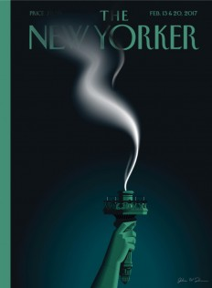 "Cover Story: John W. Tomac's ""Liberty's Flameout"" - The New Yorker"