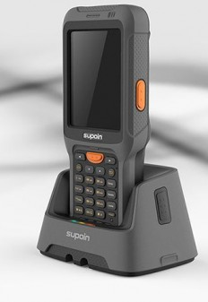 Products we like / Terminal / Scanner / Handheld / Industrial PDA / Grey… | Product Design Inspiration | Pinterest