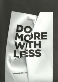 Typeverything.com - Do More With Less par ... - Typeverything