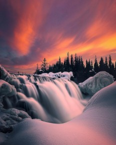 Incredible Night Landscape Photography by Andre Brandt