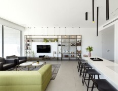 Penthouse in Holon by OMY Design - InteriorZine