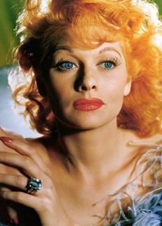 we are stardust - Lucille Ball Leo Sun - Capricorn Moon