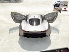 Jaguar C-X75 Concept (2010) - picture 19 of 72 - 1024x768