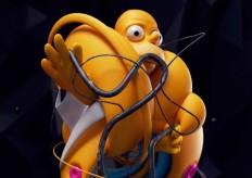 Artice: 3D Pop Culture Characters by Antoni Tudisco