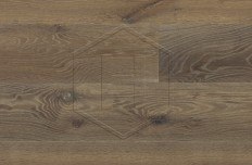 HW91019 Karelia OakStory Smoked Sandstone Country Grade 187mm Engineered Wood Flooring