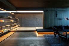 Residence VDB – Concrete Volume that is Functional and Dynamic - InteriorZine
