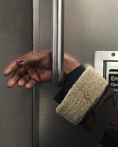 Subway Hands: Hannah Ryan Captures The Hands of NYC's Metro Commuters on Instagram