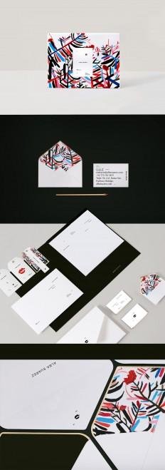 ALBA SUAREZ / branding on