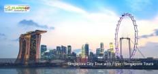 Fancy | Singapore City Tour with Flyer - Singapore Tours