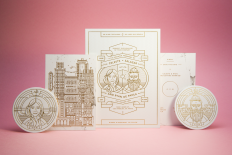 Love is in the Paper: 11 Beautiful Wedding Invitations - Print Magazine