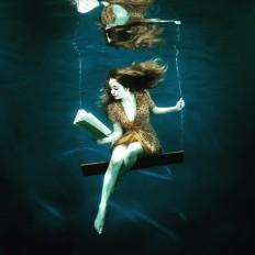 Stunning Underwater Portaits by Alastair Scarlett