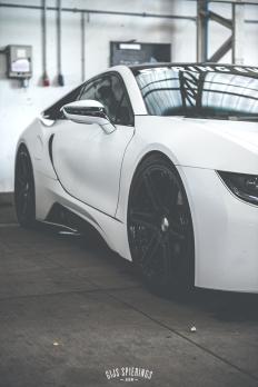 2016 BMW i8 on Inspirationde