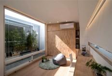 Limited Urban Dwelling by 5X Studio - InteriorZine