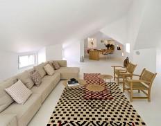 Abaton Add Warmth to the Minimalist Refurbishment of the Alcala Residence - InteriorZine