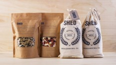 SHED Brand Refresh on Inspirationde