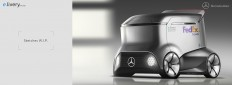 Mercedes-Benz | e.livery concept on