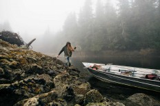 The Child of Marble: Anze Osterman Documented Life on The Remote Alaskan Island
