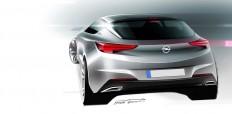 2016 Opel Astra on