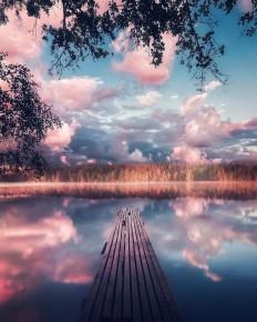 Magnificent Nature Landscape Photography by Juuso Hämäläinen
