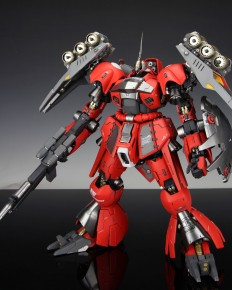 GUNDAM GUY: GSB 1/72 MSN-03 Jagd Doga - Painted Build