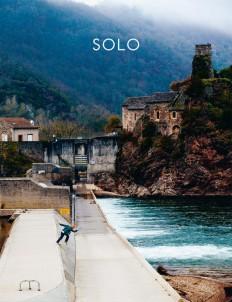 Issue 16 – SOLO Skateboard Magazine on Inspirationde