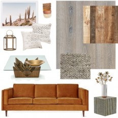 Style Insp: Bohemian Rust - Polyvore