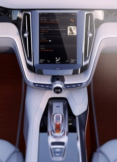 Volvo Concept Estate (2014) | Auto Dashboards & Apps | Pinterest