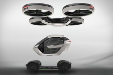 Airbus Pop.Up Flying Vehicle Concept   Uncrate