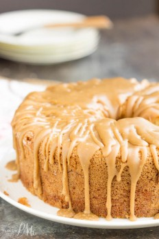 Cold Oven Brown Sugar Whipping Cream Pound Cake » Call Me PMc