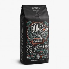 Bones Coffee Co. by Joshua Noom on Inspirationde