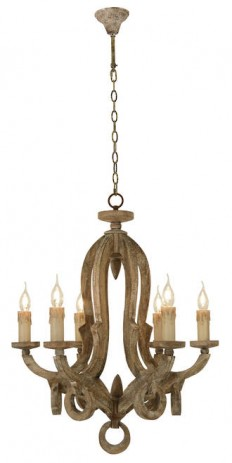 PARISIAN 6L PENDANT - Traditional Pendants - Pendant Lights - Lighting Direct